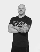 CrossFit Invoke Coach Mike Enger