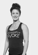 CrossFit Invoke Coach Hannah
