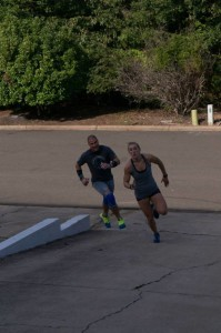 fitness training in Raleigh